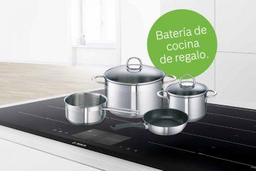 Promoción placas de cocina de Bosch