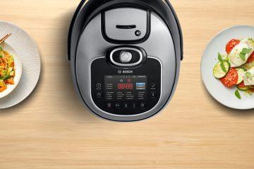 Robot de cocina AutoCook de Bosch