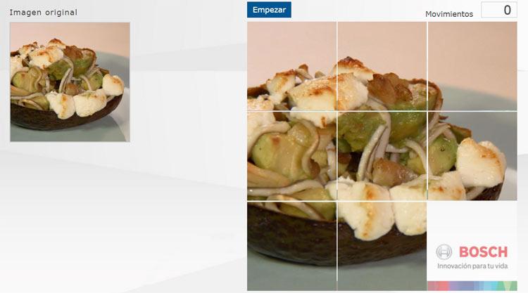 Con el juego de Top Chef puedes ganar un horno de Bosch