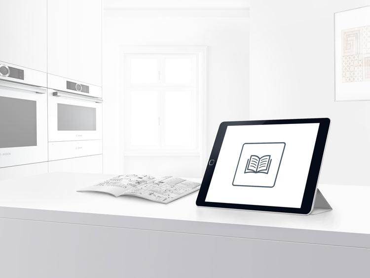 Manual de instrucciones de los electrodomésticos Bosch