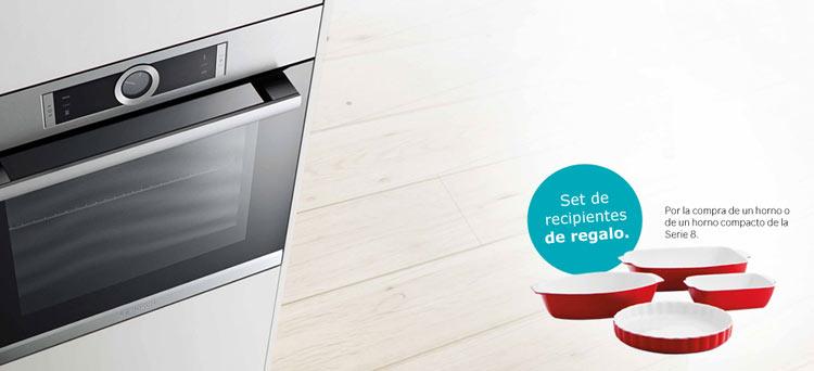 Promoción hornos de Bosch