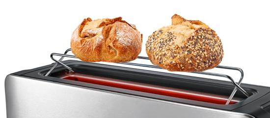 Por qué tostar el pan