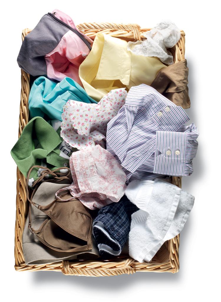 Cesto de ropa