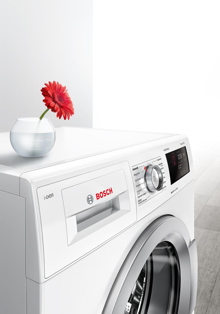 Lavadora i-DOS de Bosch