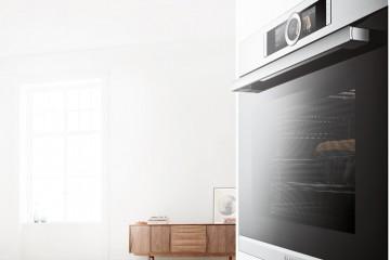 Cocina con horno Bosch