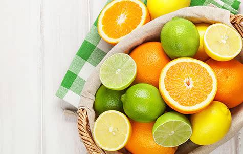 Naranjas y limas