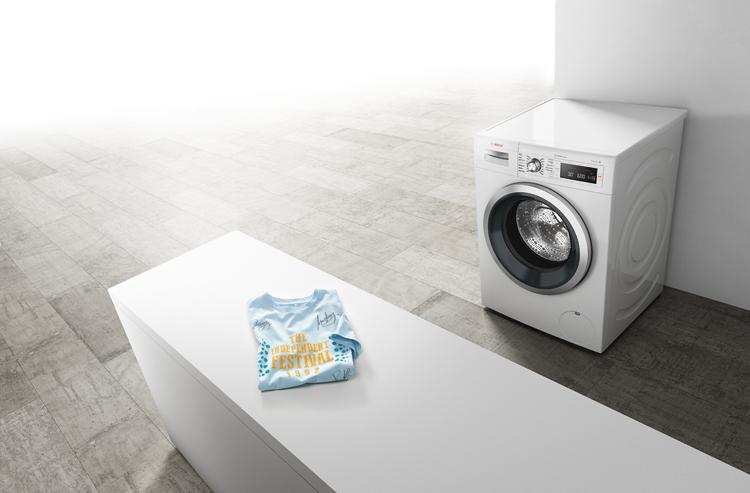 Lavado de la ropa