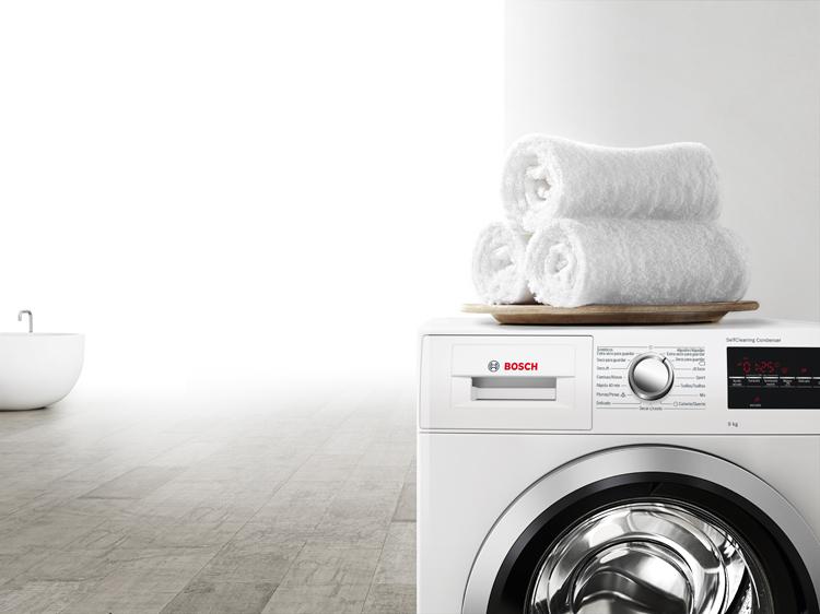 Lavadora-secadora Bosch