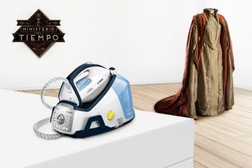 Bosch y 'El Ministerio del Tiempo'