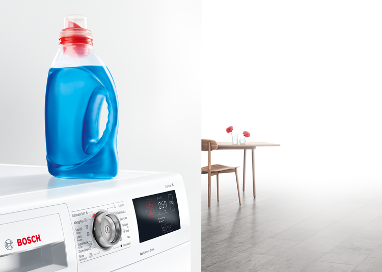 Detergente para lavadora