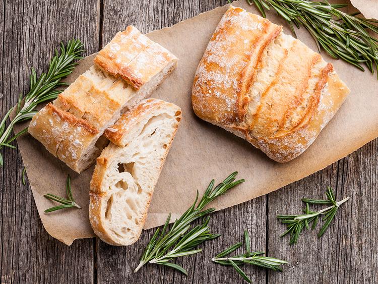 Cómo descongelar pan