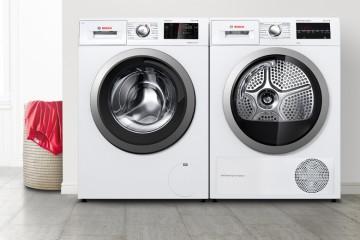 Lavadora y secadora Bosch