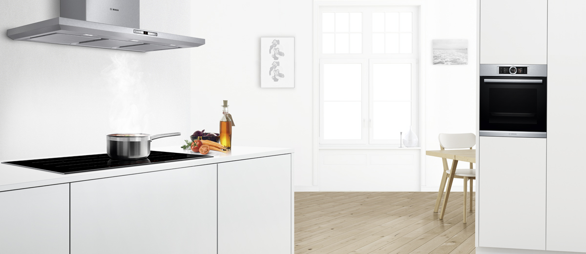 La cocina vanguardia de robot