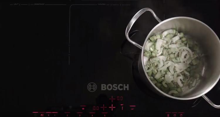Placa inducción Bosch