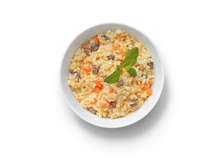 Receta con arroz