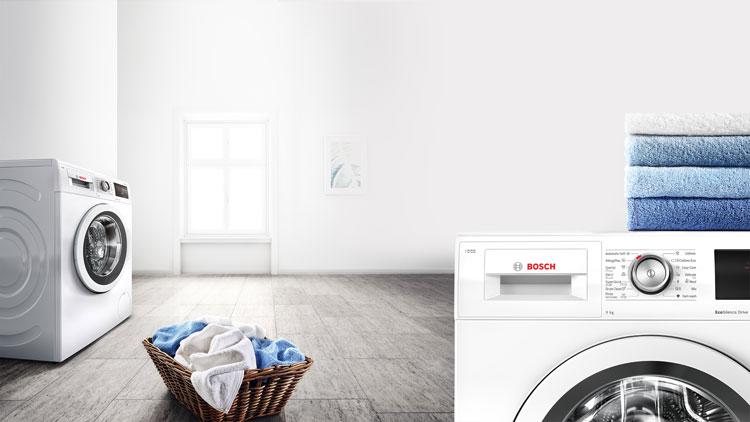 Lavadoras i-DOS de Bosch