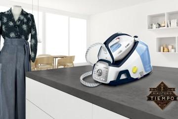 El Ministerio del Tiempo colabora con Bosch