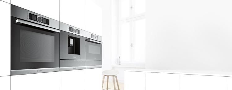 Cocina con electrodomésticos Bosch
