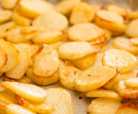 Cómo hacer patatas panadera