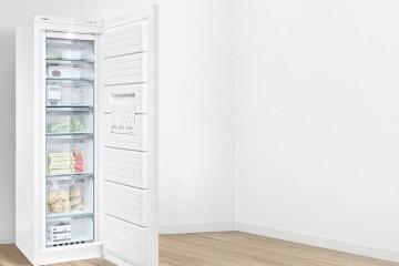 Congelador de una puerta Bosch