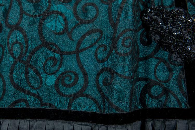 Detalle del vestido de Angustias