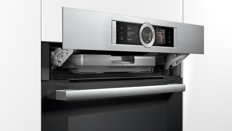 Display horno Bosch