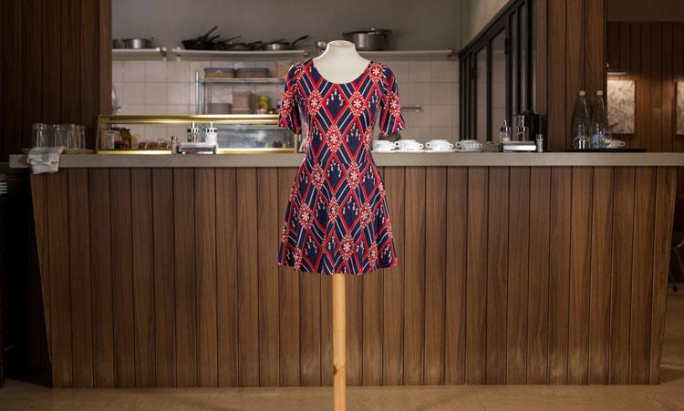 Vestido de Irene