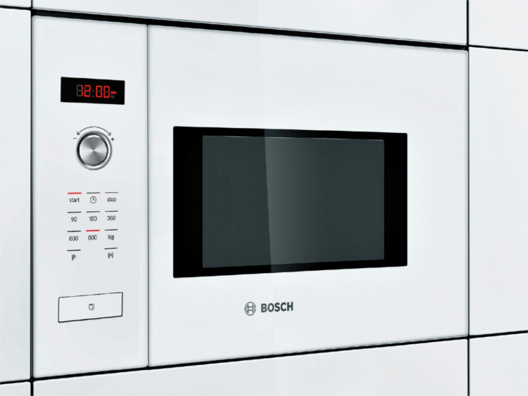 ahorro energético microondas