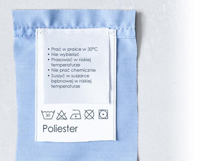 Etiqueta de lavado