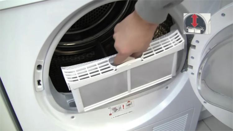 filtro secadora