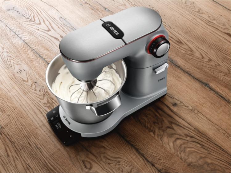 Merengue robot de cocina