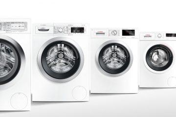 Modelos de lavadoras