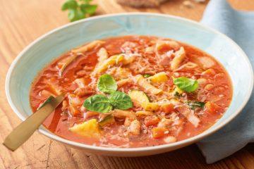 Recetas de sopa con AutoCook
