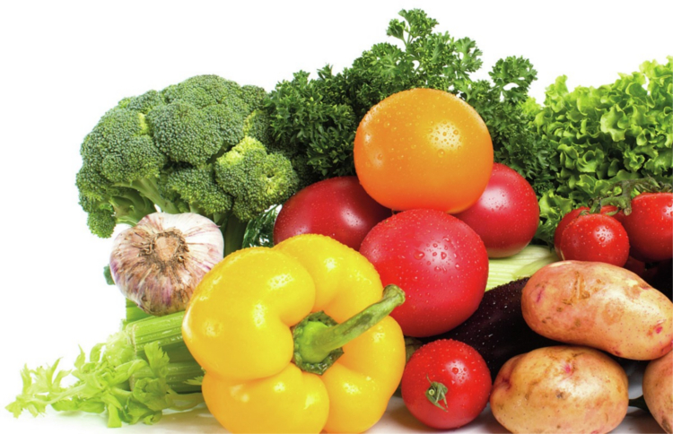 Verduras sopa