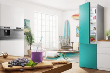 Cambia el color de tu frigorífico con VarioStyle