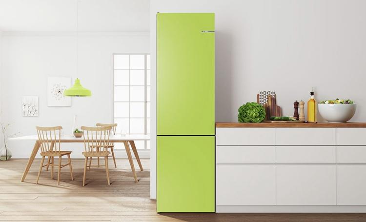 color frigorífico