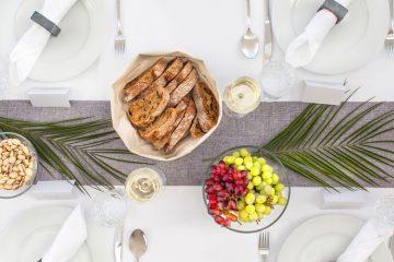 como organizar cena la perfecta