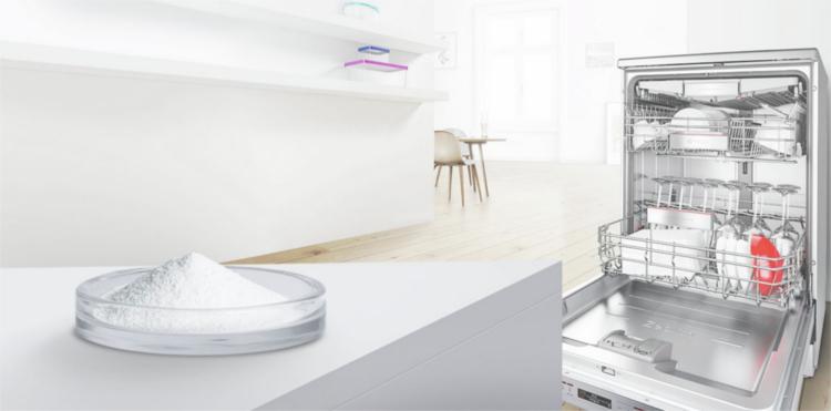 detergente en polvo para lavavajillas