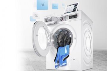 lavadoras i-DOS con Home Connect