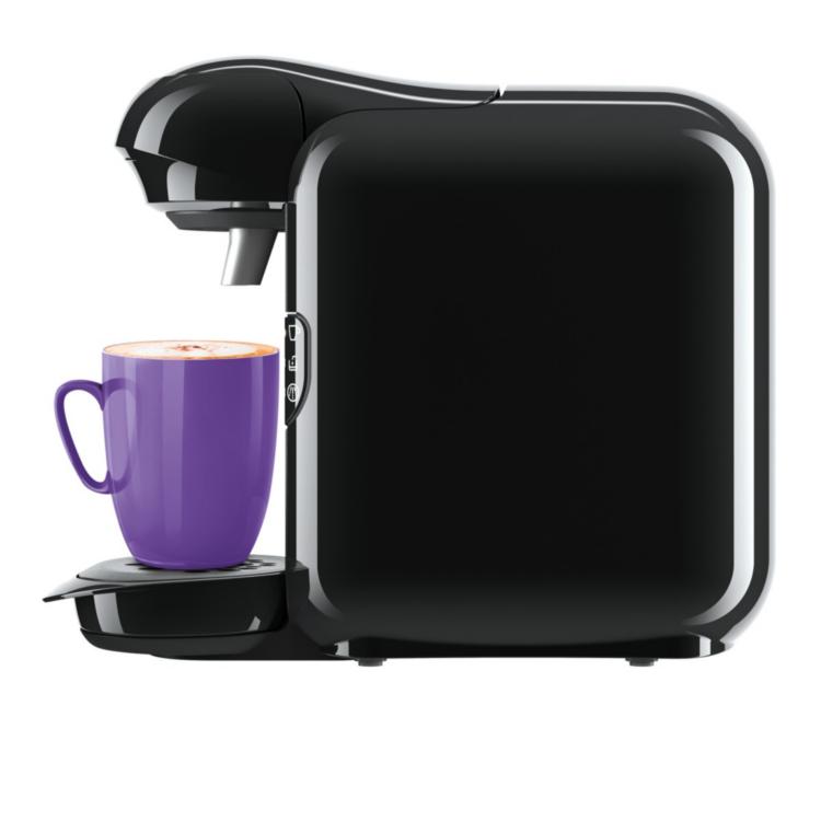 limpieza automatica cafetera Tassimo