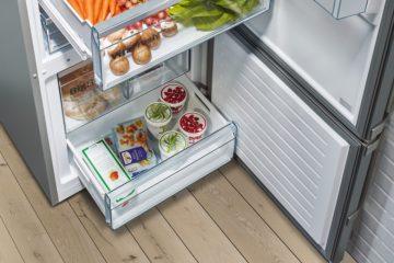 guardar alimentos en el congelador