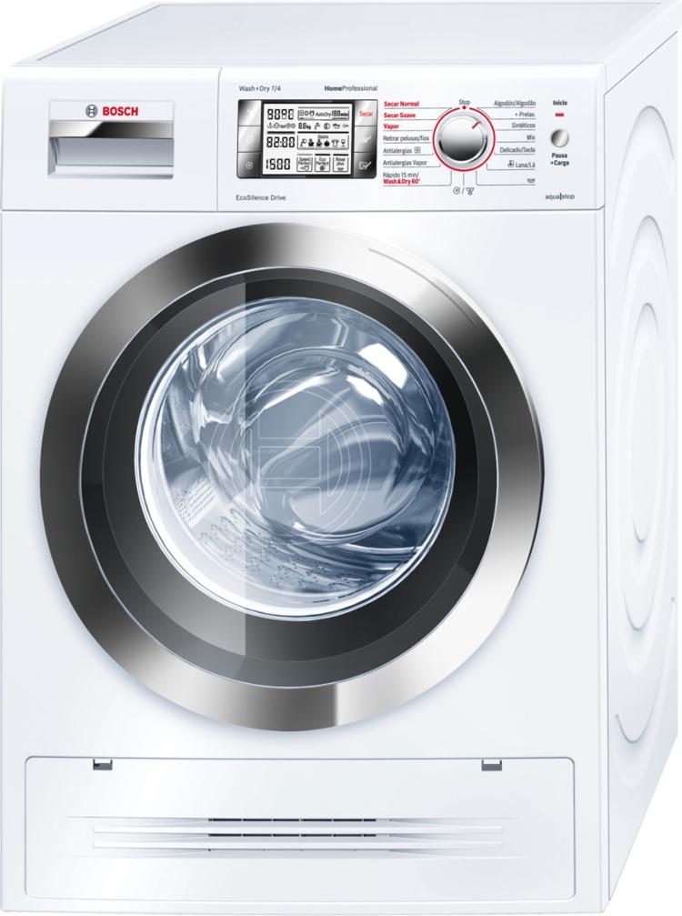 lavado de ropa perfecto Bosch