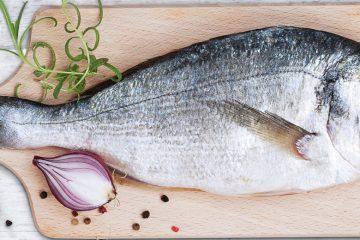 pescado azul o pescado blanco