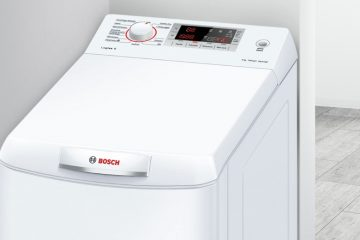 ventajas de las lavadora de carga superior
