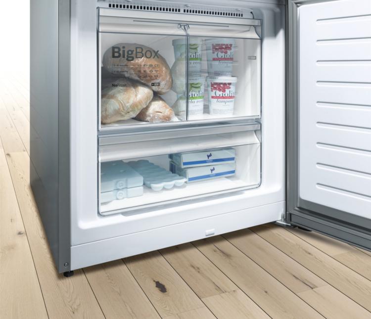 Congelador de gran capacidad