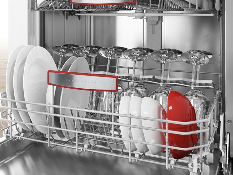 colocar platos lavavajillas