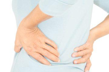 Cuidar las posturas de la espalda