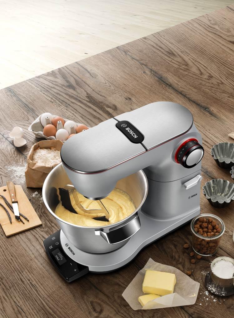 Robot de cocina OptiMUM de Bosch