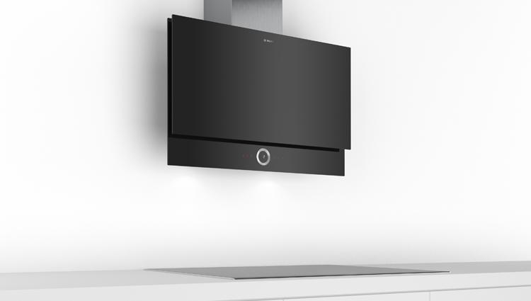 Campanas decorativas verticales Bosch