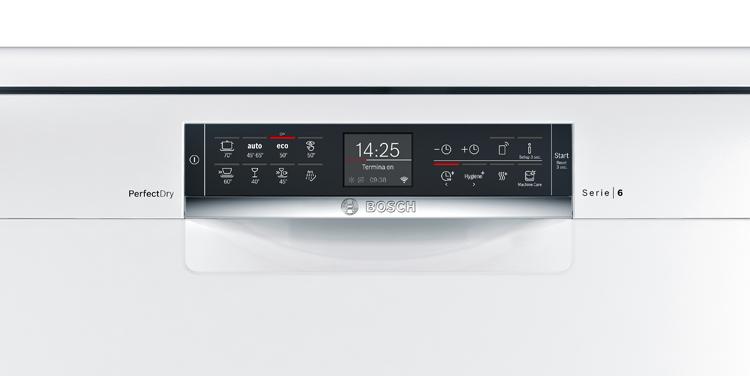 Lavavajillas con programas automáticos